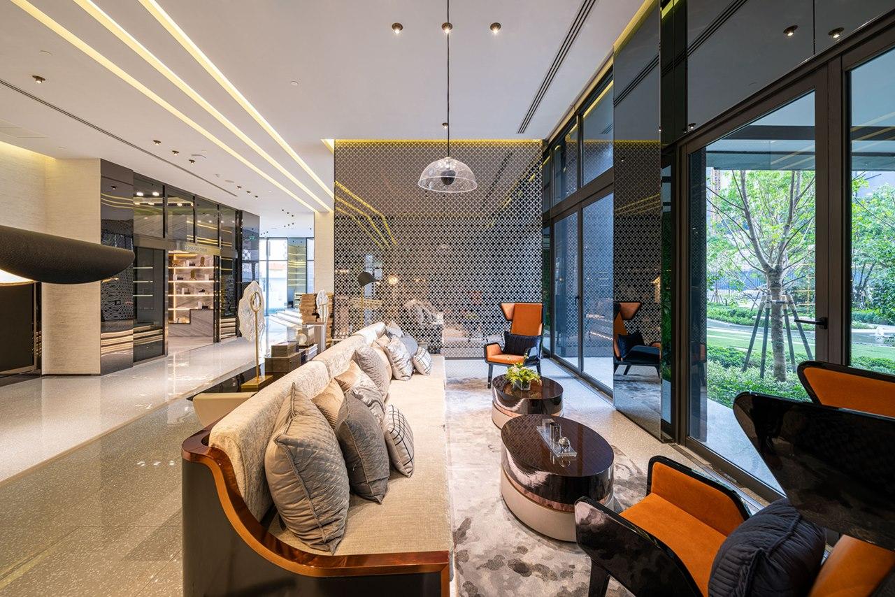 เอพี LIFE LADPRAO Iconic Lobby